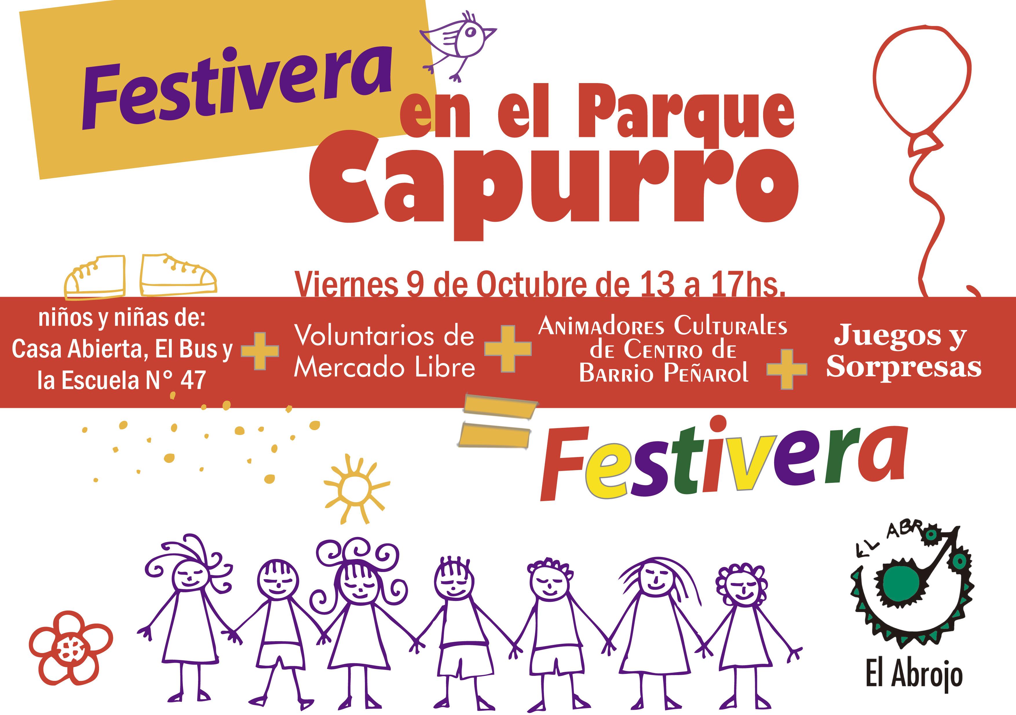 Afiche Festivera Parque Capurro1