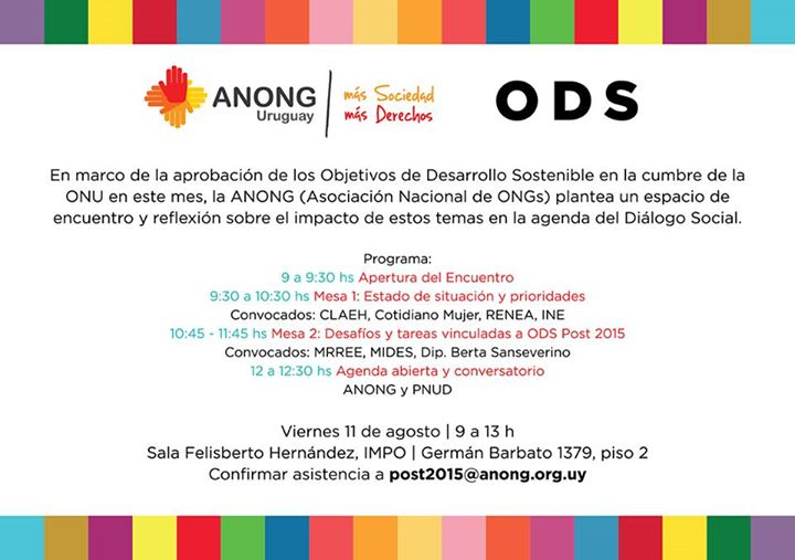 Anong - ODS