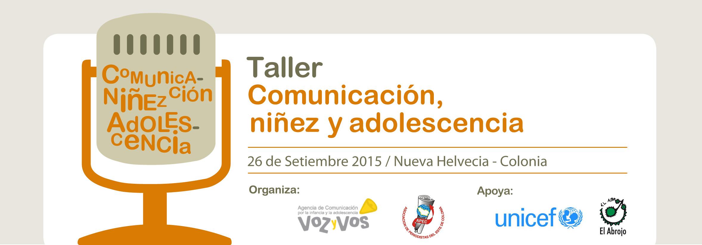 LOGO seminario Talleres Periodistas 2015 -Colonia
