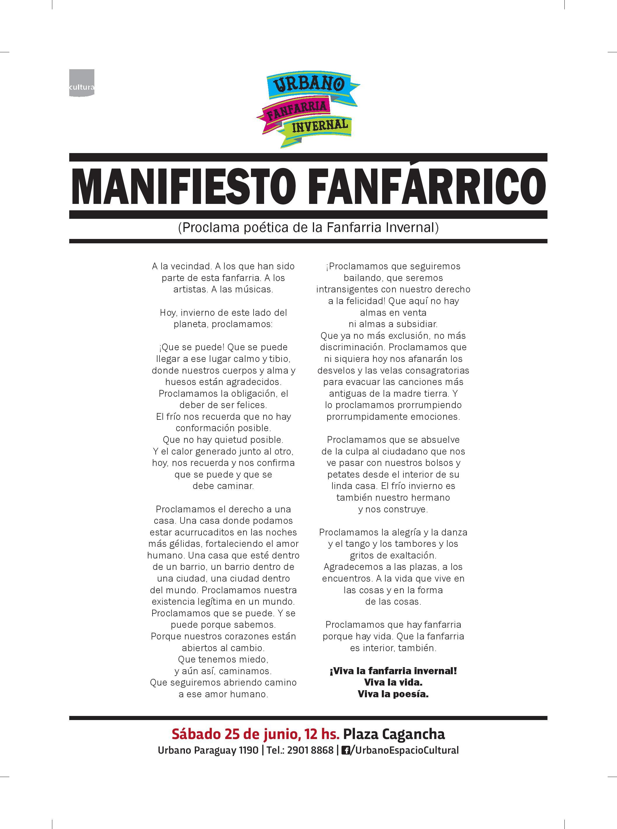 Fanfarria 2
